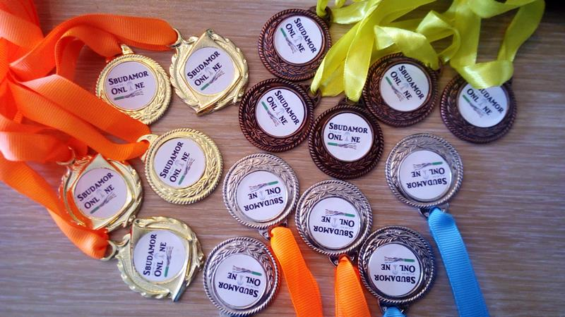 web medal